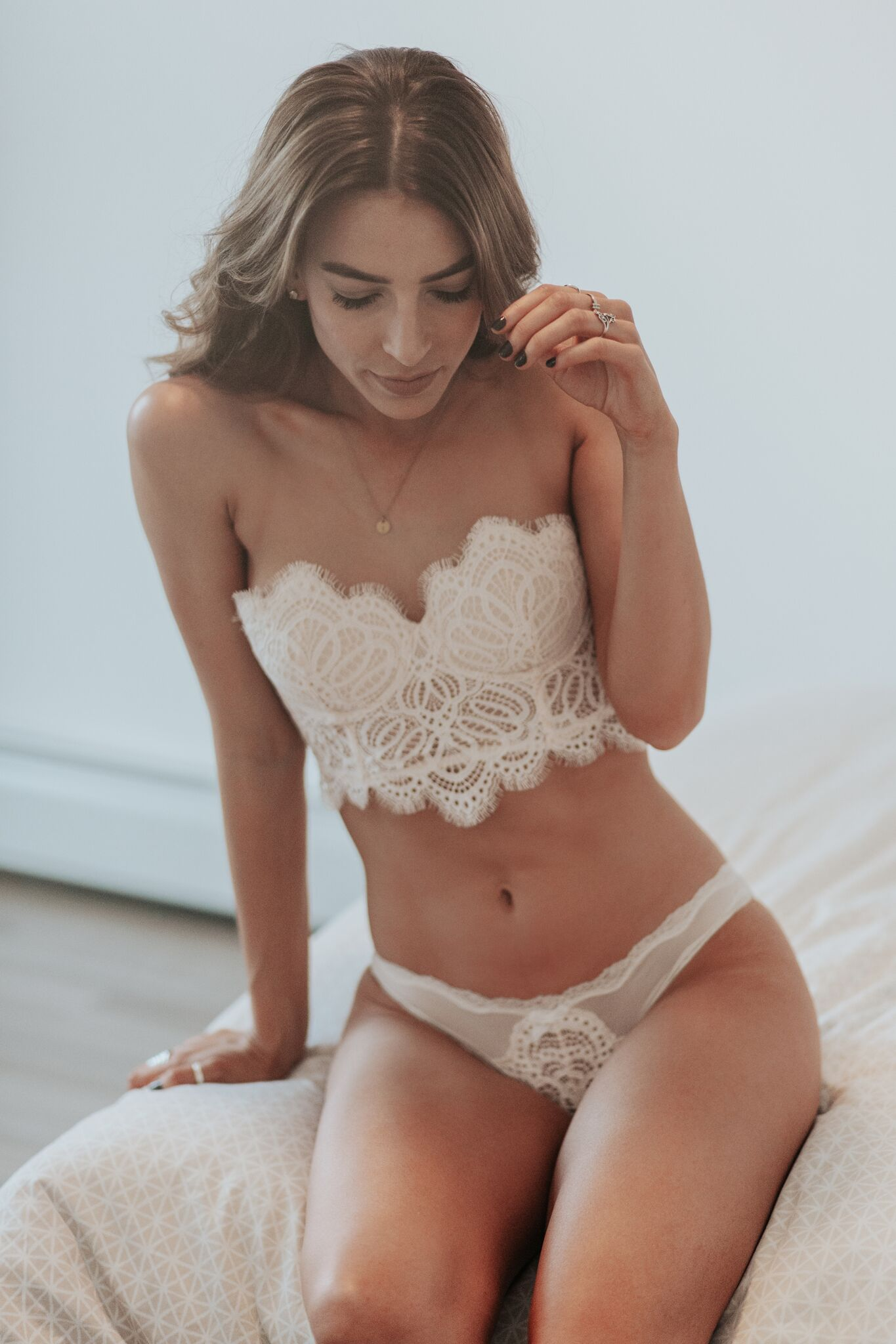 Simply Tira Victoria's Secret Lingerie